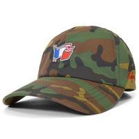 【Lafayette】CROSSED FLAG DAD HAT