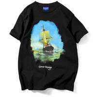 【Lafayette】 GREAT VOYAGE TEE