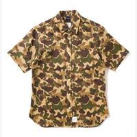 【APPLEBUM】Ramie Hunter Camo SS Shirt