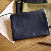 New Pouch / L Navy