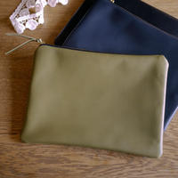 New Pouch / L Khaki