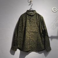 GRANDMA MAMA DAUGHTER / TSUTAKUSA ラウンドカラーシャツ / GS2131171