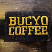 BUCYOCOFFEE刺繍ワッペン