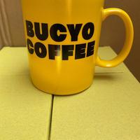 マグカップ(イエロー)コーヒー200g(豆or粉)セット