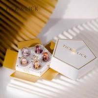 TICK&LICKアニマルアイシャドウ全5色セットボックス