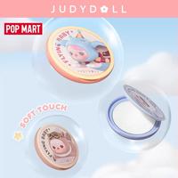 Judydoll×POP MART小メダル単色ブラッシュハイライター