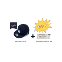 New Era Collaboration Cap (キャップ)  +  5/4 Hustler's Convention_Ticket (チケット)