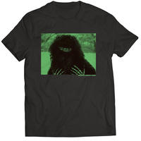 "BUDDHA BRAND ""MAHAKALA"" TEE  (Green on Black)"