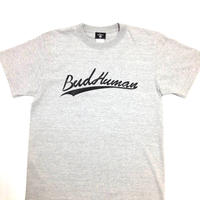 BudHuman&Co. BB-logo tee (GRAY)