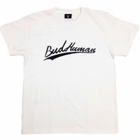 BudHuman&Co. BB-logo tee (WHT)