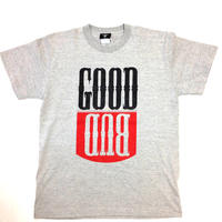 """GOOD/BUD"" tee (GRAY)"