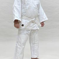 櫻屋印 合気道着 上衣 Aikido-Gi Jacket #532(晒二重 Double layer White)