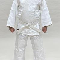 櫻屋印 合気道着 上衣 Aikido-Gi Jacket #531(晒一重 Single layer White)