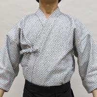 櫻屋印 剣衣 江戸刺 晒 Ken-Gi Edo-zashi White SIZE6
