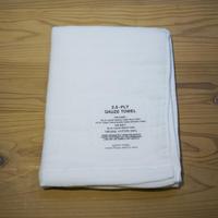 SHINTO TOWEL2.5 GAUZEWHITEバスタオルM -white-