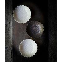 前田麻美 菊4寸鉢