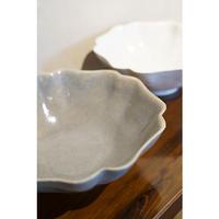 三笘修    葵口鉢