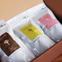 スペシャルティコーヒーの贈り物「飲み比べセット」100g×3袋