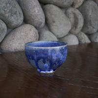 十場 天伸 ソーダ釉抹茶碗