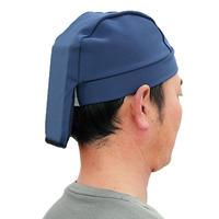 後頭部保護キャップ