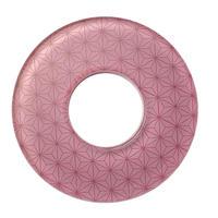 和柄鍔 麻の葉・ピンク