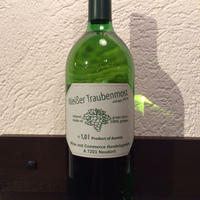 ブドウジュース  白(Weisser Traubenmost)