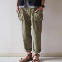 GO HEMP / HEMP UTILITY PANTS
