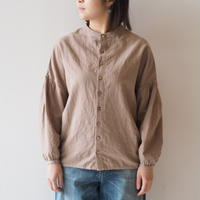 GO HEMP (LINDEN BLOSSOM) / damask shirts