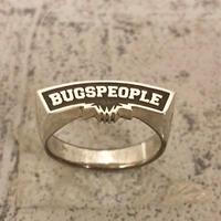 BugsPeopleオリジナルシルバーリング