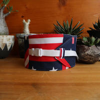 "NECK COOLER  USA  - vintage  bandana -  "" 9 """