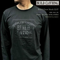 Build Crew Neck LS-T