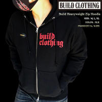 Build Heavyweight Zip Hoodie