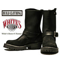 BUILD CLOTHING 別注 White's Boots #1 【Nomad】