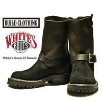 BUILD CLOTHING 別注 White's Boots #2 【Nomad】