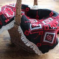 Bulgaria embroidery blanket
