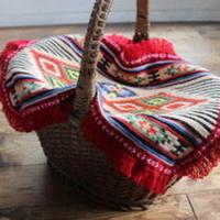 Bulgaria dia embroidery blanket