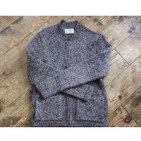 pendlton zip knit