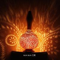 ひょうたんランプ--太陽の神殿