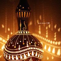 ひょうたんランプ--ーLLサイズ 魔法の壺