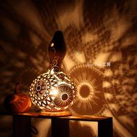 ひょうたんランプ  -太陽の神殿