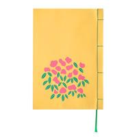 和綴じノート(単行本サイズ)太宰治 黄金風景