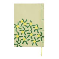 和綴じノート(単行本サイズ) 夏目漱石 草枕