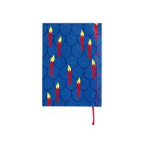和綴じノート(文庫本サイズ) 小川未明 赤い蝋燭と人魚