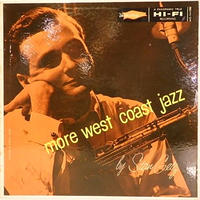 MORE WEST COAST JAZZ  /  STAN GETZ