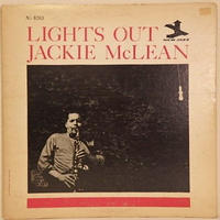 LIGHTS OUT  /  JACKIE McLEAN