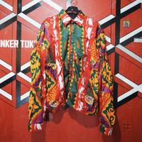 R.O.X Asian textile Shirt