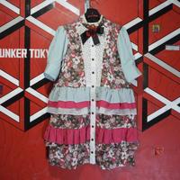 Kirpi Dress Flowers