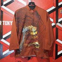 CHERESHNIVSKA Shirt Terracotta