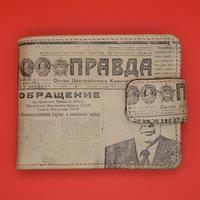Corrida Leather Folding Wallet Brezhinev