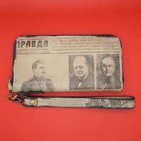 Corrida Leather Clutch Wallet Stalin 2